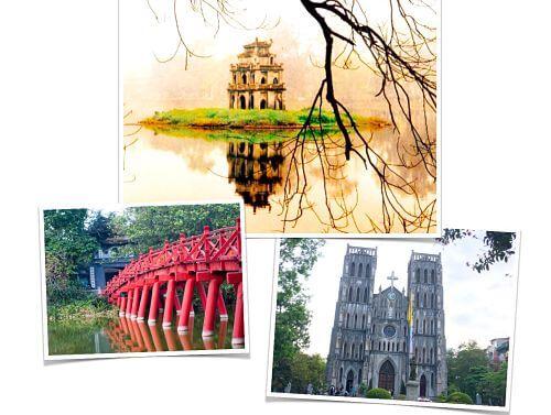 Free Walking Tour Hanoi