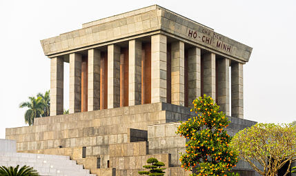 Ho Chi Minh Mausoleum | The everlasting place of Ho Chi Minh