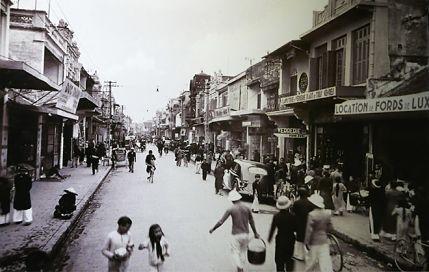 The Street Names of HaNoi