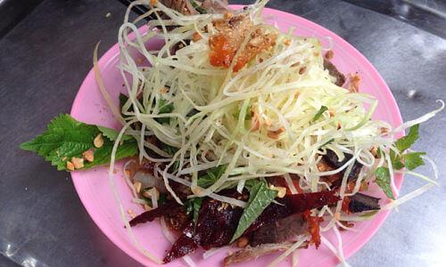 Top 10 Hanoi Street Food