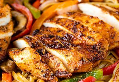 Cajun Chicken Cajun Chicken
